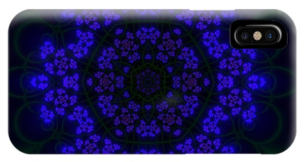 Akabala Lightmandala IPhone Case