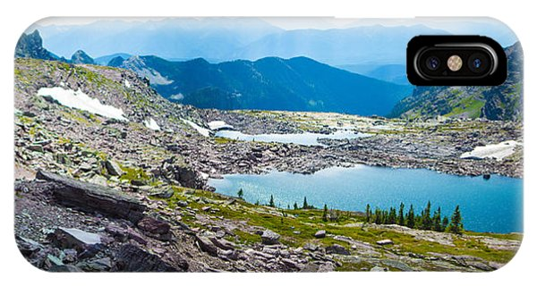 Akaiyan Lake IPhone Case