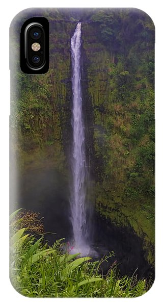 Akaka Falls IPhone Case