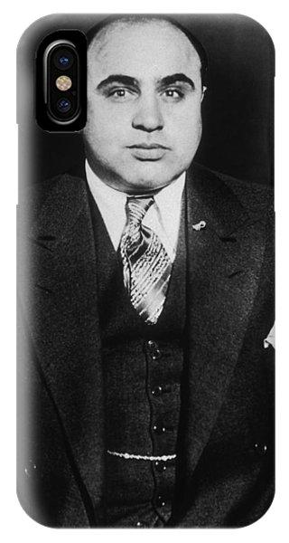 Al Capone - Scarface IPhone Case