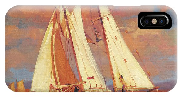 Whidbey iPhone Case - Al Fresco by Steve Henderson