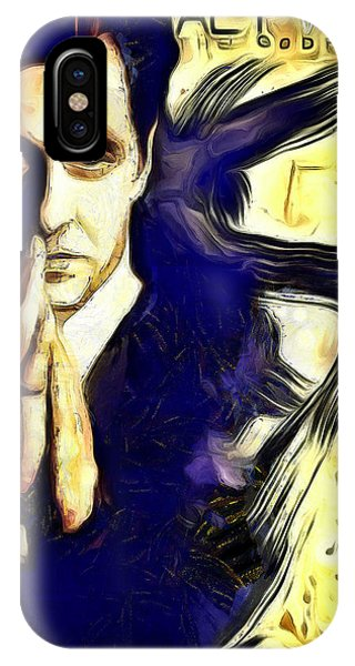 Al Pacino The Goodfather IPhone Case
