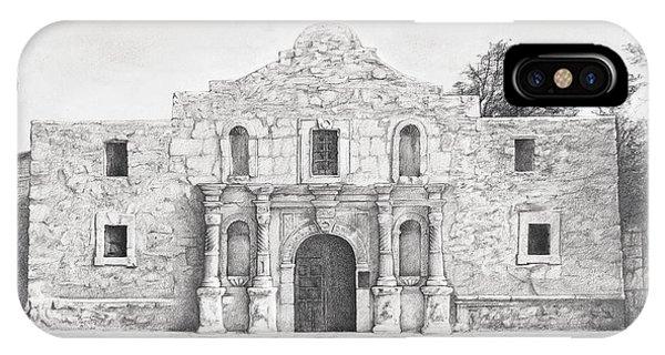 Alamo IPhone Case