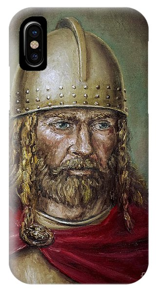 Alaric The Visigoth IPhone Case