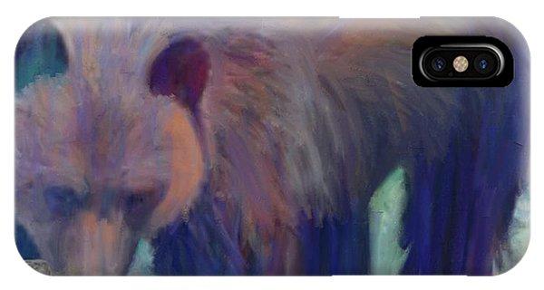 Alaska Bear  IPhone Case