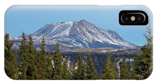 Alaska Range IPhone Case
