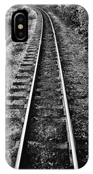 Alaska Tracks IPhone Case