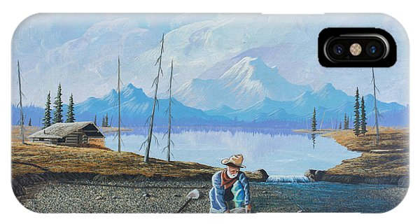 Alaskan Atm IPhone Case