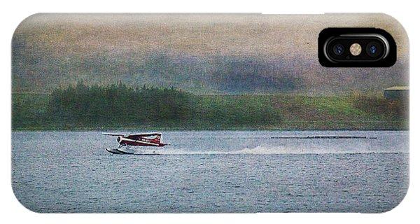 Alaskan Floatplane IPhone Case