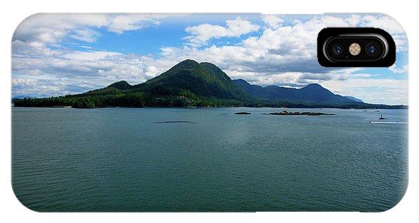Alaskan Island IPhone Case