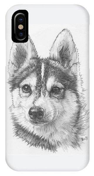 Alaskan Klee Kai IPhone Case