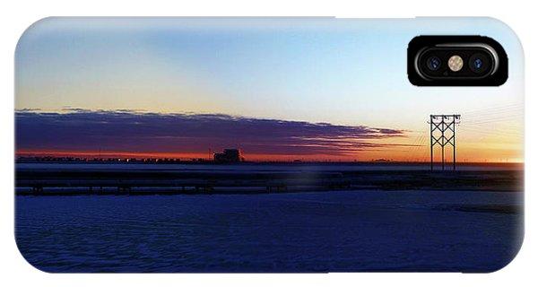 Alaskan Sunrise IPhone Case