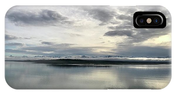 Alaskan Sunrise IPhone Case
