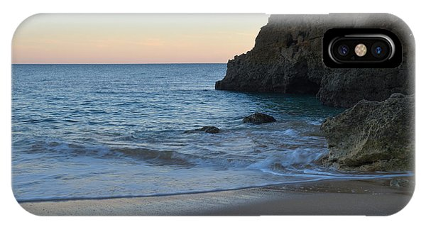 Albandeira Beach Welcoming Twilight 2 IPhone Case