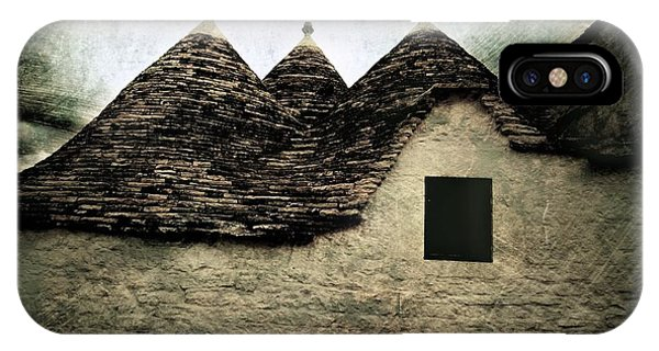 Alberobello - Trulli IPhone Case