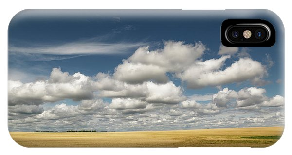 Alberta Skies IPhone Case