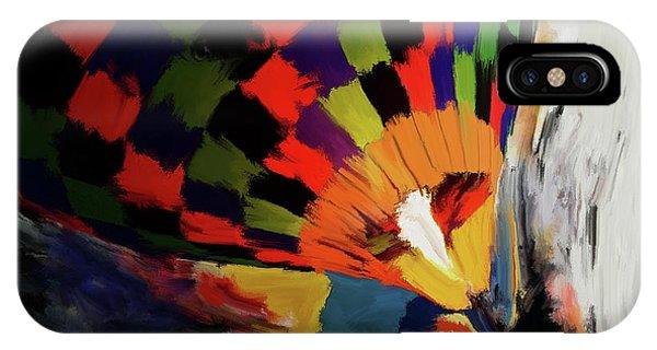 King Charles iPhone Case - Albuquerque International Balloon Fiesta 254 1 by Mawra Tahreem