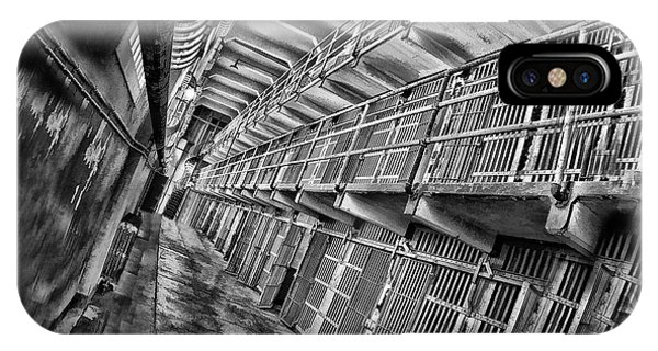Alcatraz The Cells IPhone Case