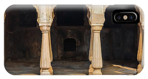 Alcoves At Chand Baori Stepwell IPhone Case