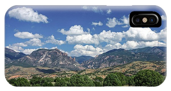 Aldo Leopold Wilderness, New Mexico IPhone Case