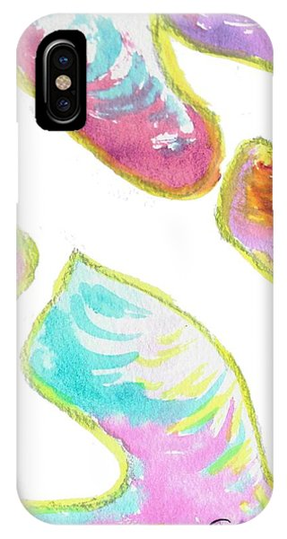 Aleph On Fire IPhone Case
