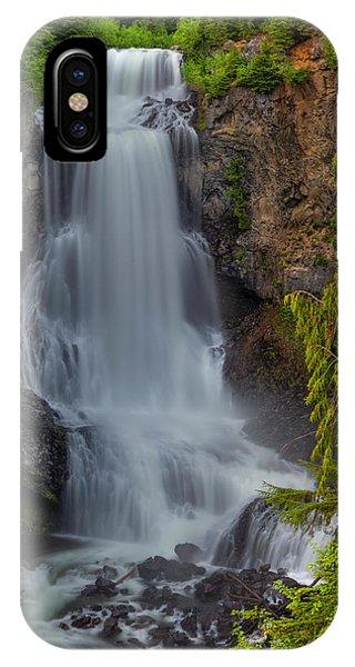 Alexander Falls IPhone Case