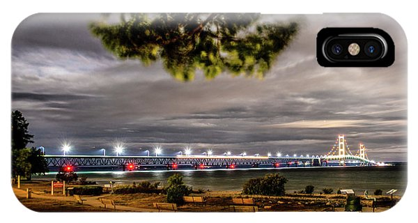 IPhone Case featuring the photograph State Park Entrance by Onyonet  Photo Studios