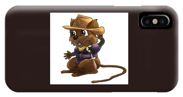 Deputy Alfred IPhone Case