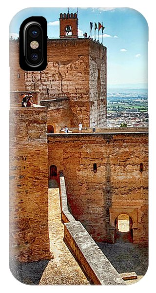 Alhambra Tower IPhone Case