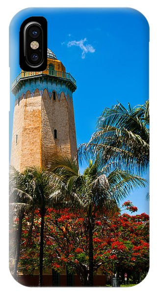 Alhambra Water Tower IPhone Case