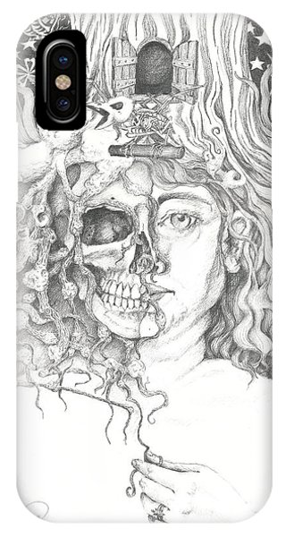 Alice Syndrome 2 IPhone Case