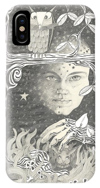 Alice Syndrome IPhone Case