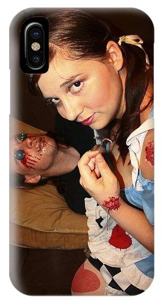 Alice's Revenge Phone Case by Matt Nelson