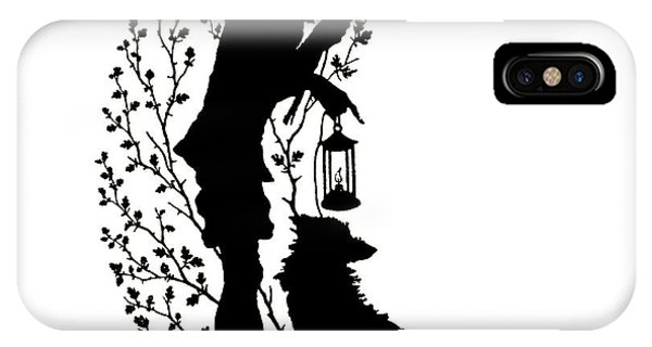 All I Wanted To Tell You Is That The Lantern Is The Moon IPhone Case