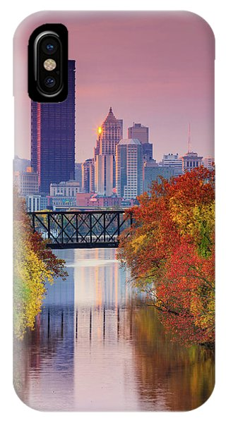All Pittsburgh Pink  IPhone Case