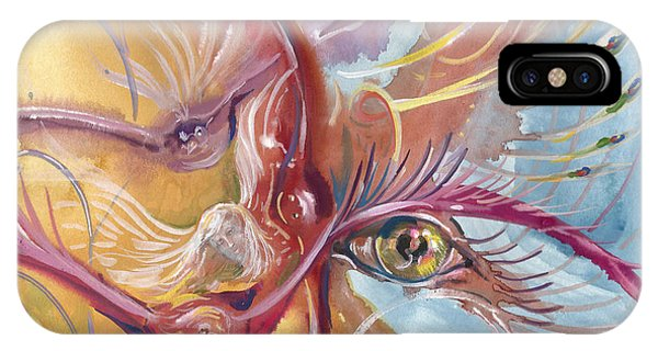 All Seeing IPhone Case