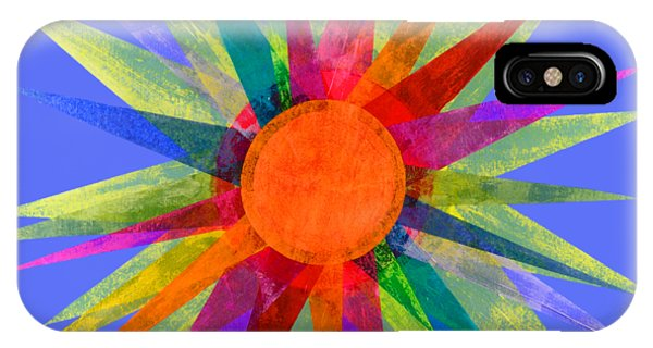 All The Colors In The Sun IPhone Case