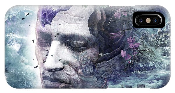 Buddhism iPhone Case - All We Have Is Now by Cameron Gray