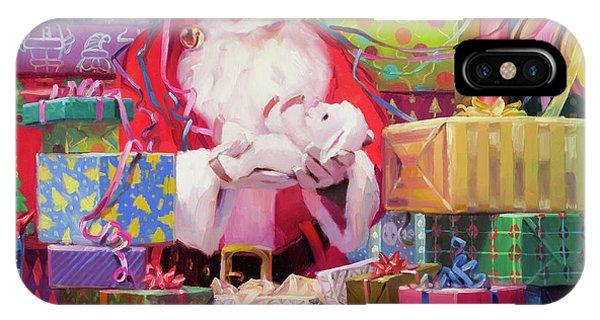 Present iPhone Case - All Wrapped Up by Steve Henderson