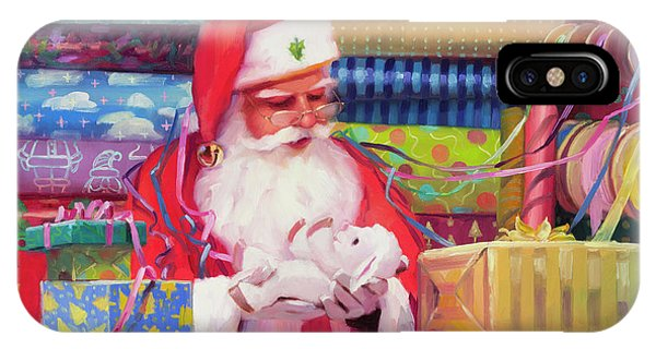 Toy Shop iPhone Case - All Wrapped Up by Steve Henderson
