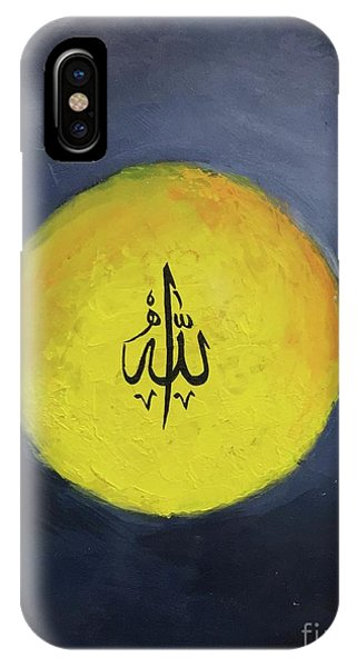 Allah-3 IPhone Case