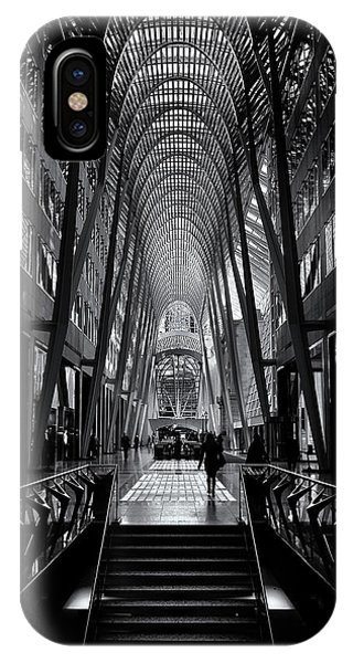 Allen Lambert Galleria Toronto Canada No 1 IPhone Case