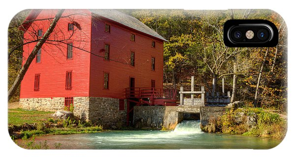 Alley Mill IPhone Case