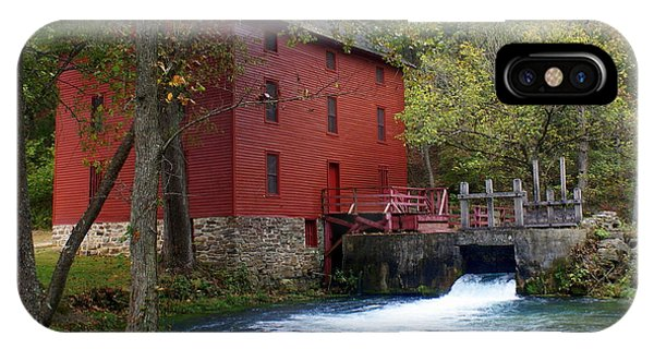 Alley Sprng Mill 3 IPhone Case