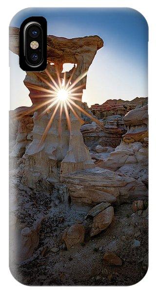 Beautiful Sunrise iPhone Case - Allien's Throne by Edgars Erglis