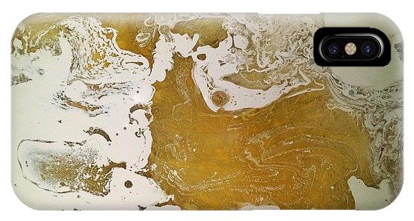 Alligator Head Amber Backflip IPhone Case