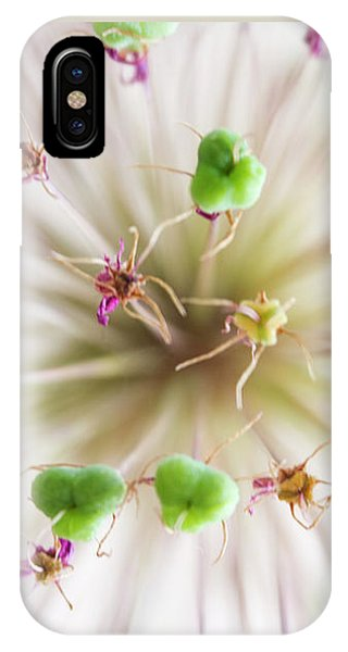 Allium Zoom IPhone Case