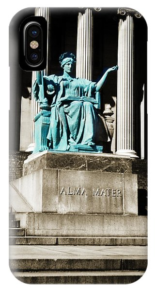 Alma Mater IPhone Case