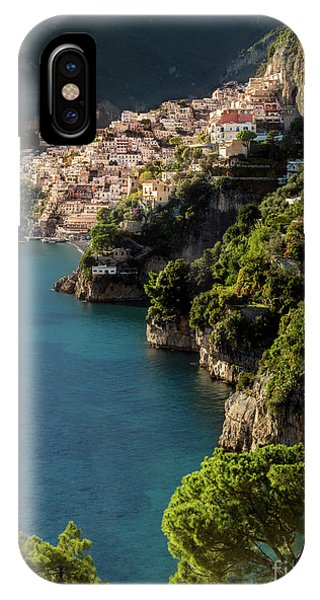 IPhone Case featuring the photograph Almalfi Coast by Brian Jannsen