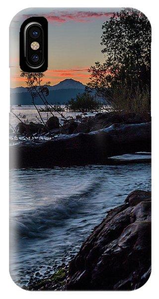 Almanor Driftwood IPhone Case